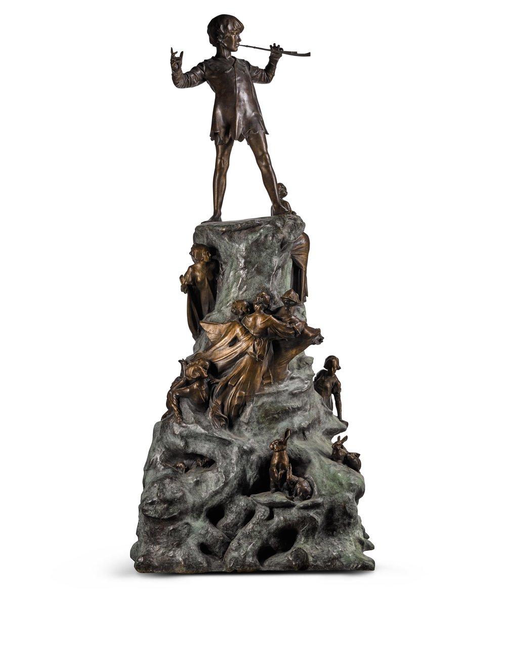 George James Frampton_Peter Pan_£80,000 - 120,000.jpg