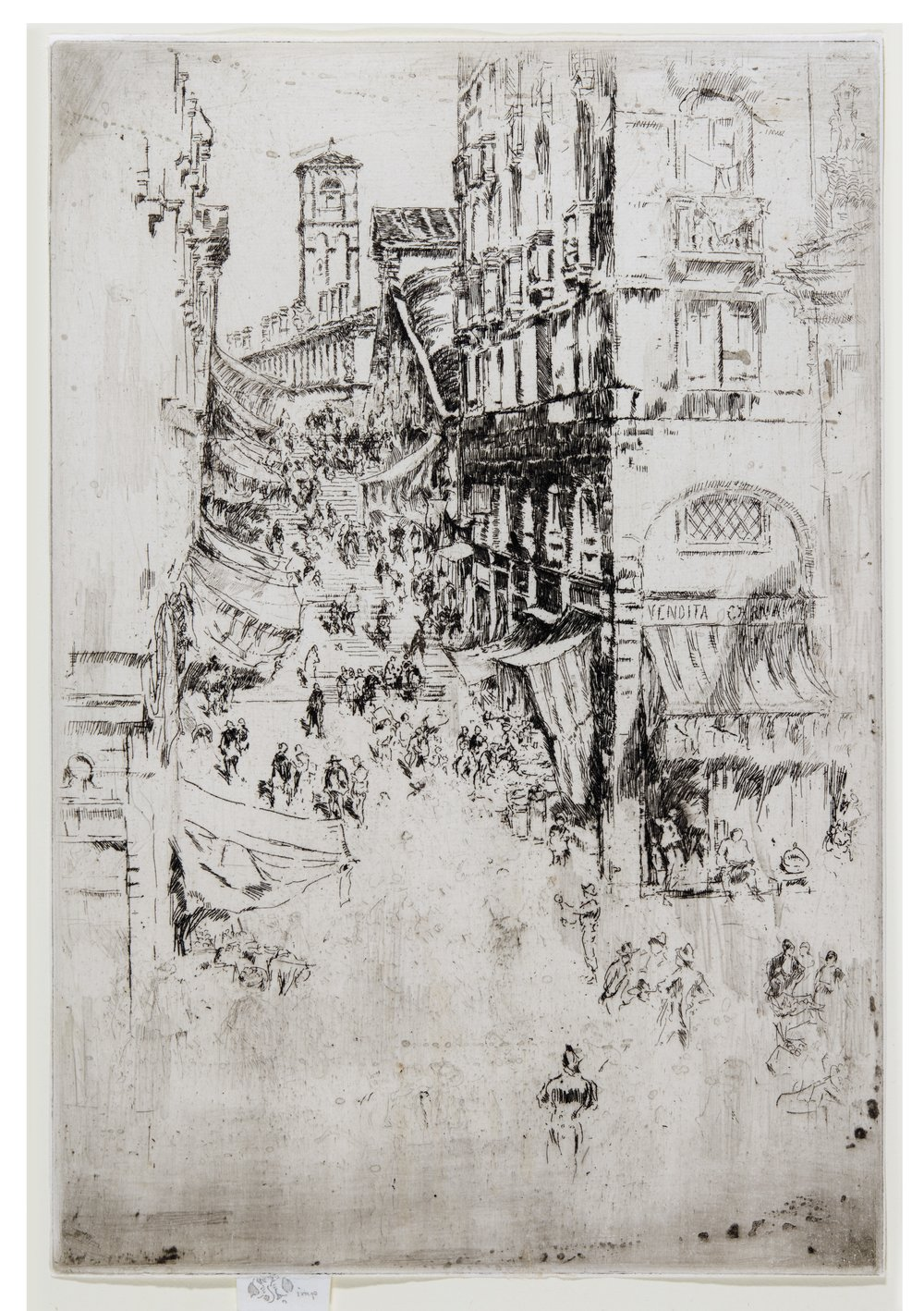 James McNeil Whistler, The Rialto, 1879 -80, est.£7,000 – 10,000.jpg