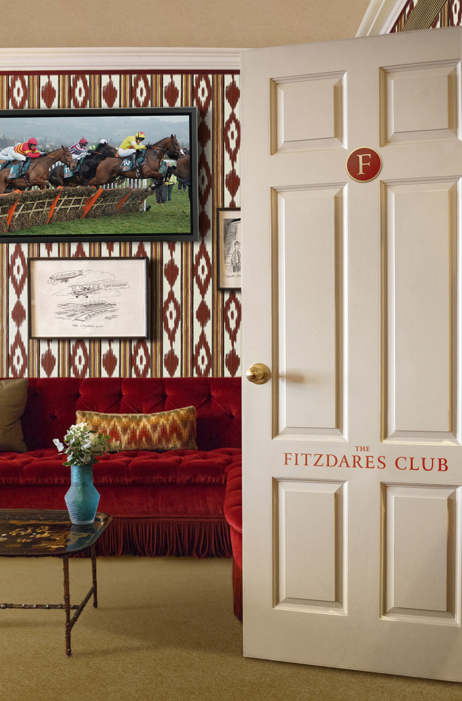 New Opening The Fitzdares Club Mayfair The Mayfair Musings
