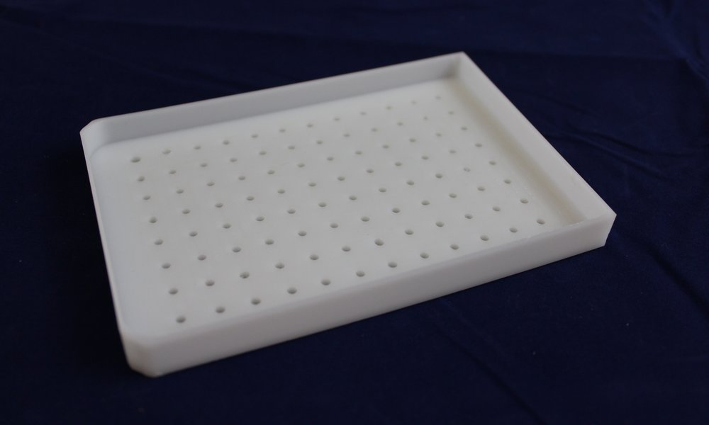 Pipette Placement Guide Lid