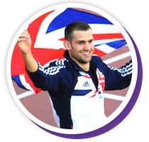 Robbie Grabarz Team GB High Jumper Robbie Grabarz is the London 2012 Olympic Bronze Medallist and European Champion.
