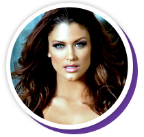 Eve Torres, WWE Diva & Gracie Women's Self- Defense Instructor.