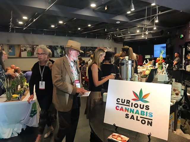 Huge thanks to everyone who joined us yesterday at the Berkeley Festival of Ideas for some amazing cannabis education. #cannabiswellness #cannabiseducation #berkeleyideas