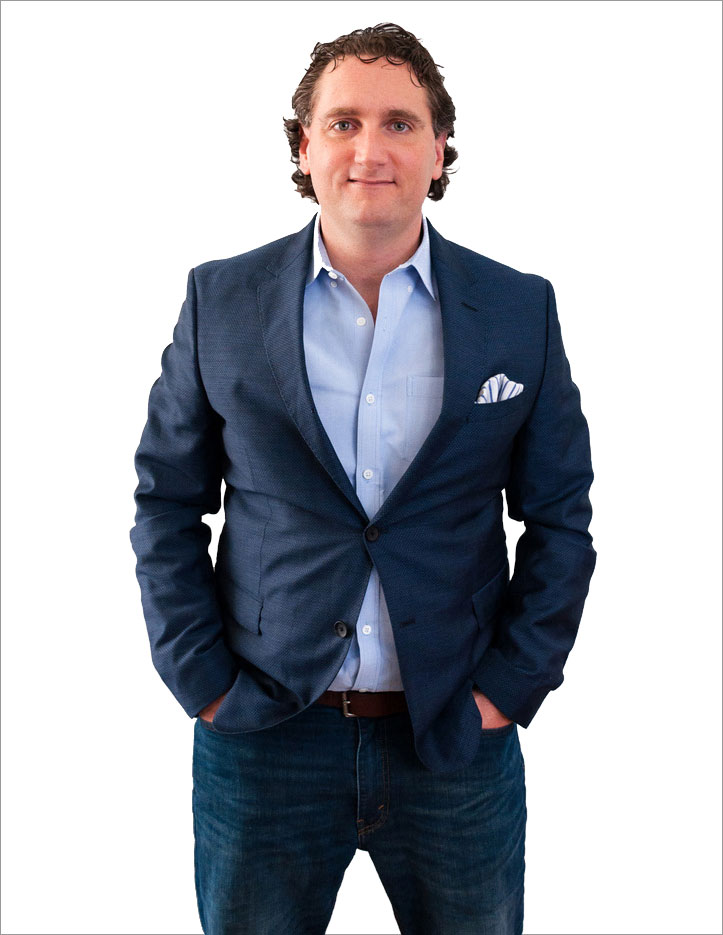 Michael Desroches  Brand Inspiration Founder