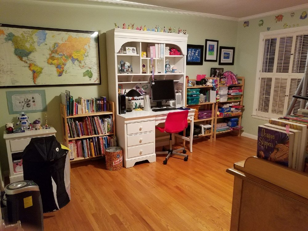 children's bedroom (all categories) - after