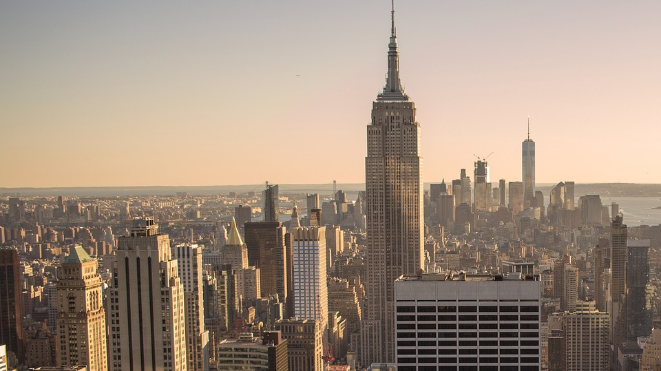 Nova York   A cidade que nunca dorme te lembrará algumas das centenas de obras do cinema e TV!  Ensaios começam em U$275