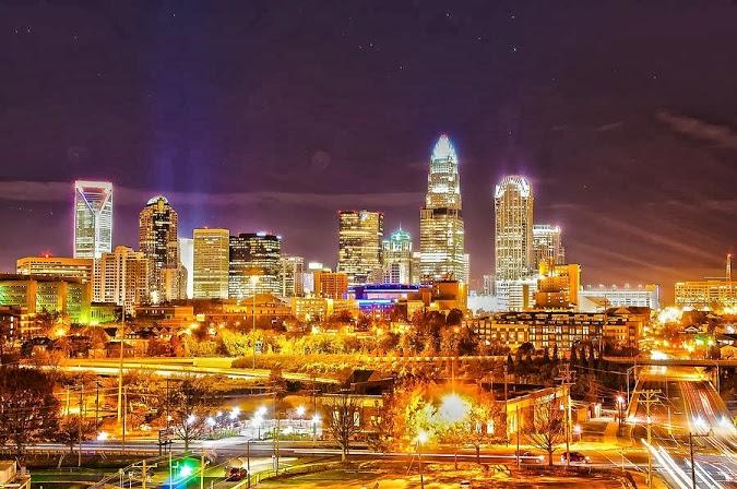 CHARLOTTE Uma das cidades mais charmosas da Carolina do Norte!Ensaios começam em U$250