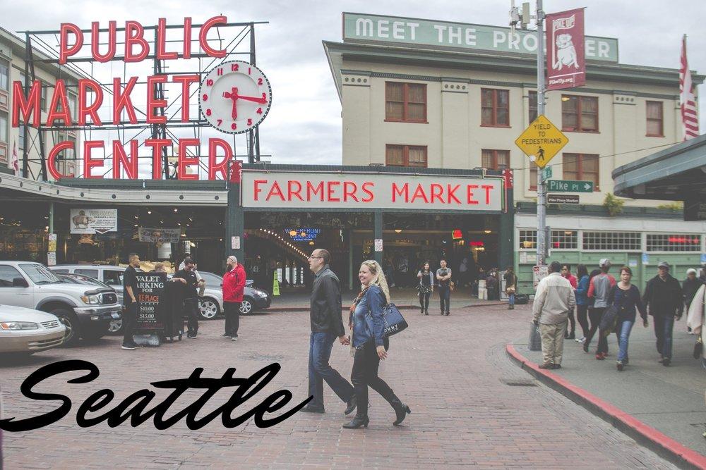 Seattle   Ensaios começam em $225