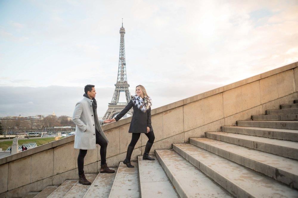 PARIS   Ensaios começam em €180