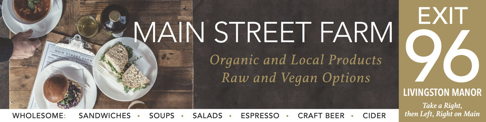 Main Street Farm Billboard