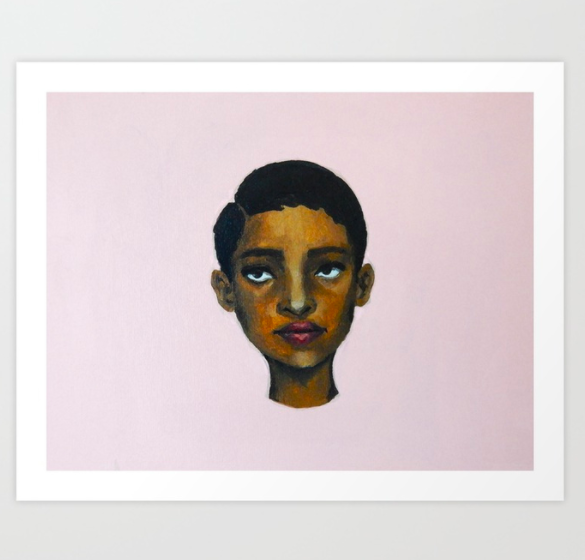 """""""Wonder"""" print  (framed options available)   starting from $18.99"""