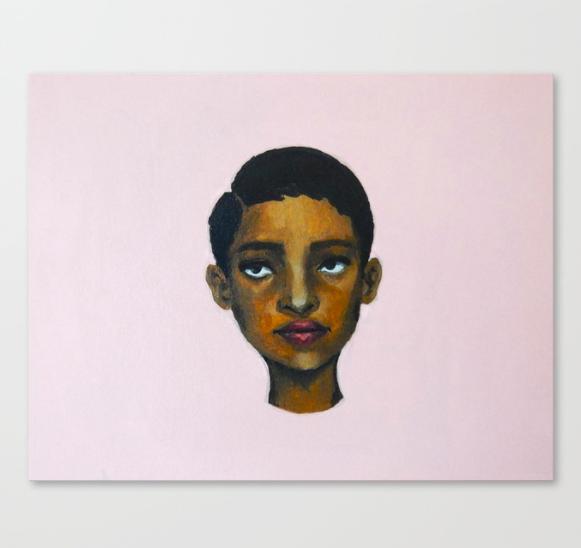 """Wonder"" canvas print  starting from $85.99"