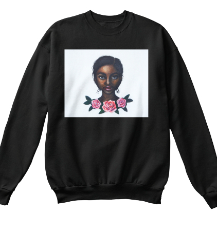 """Grace"" sweatshirt  (more colors available)   $33.99"