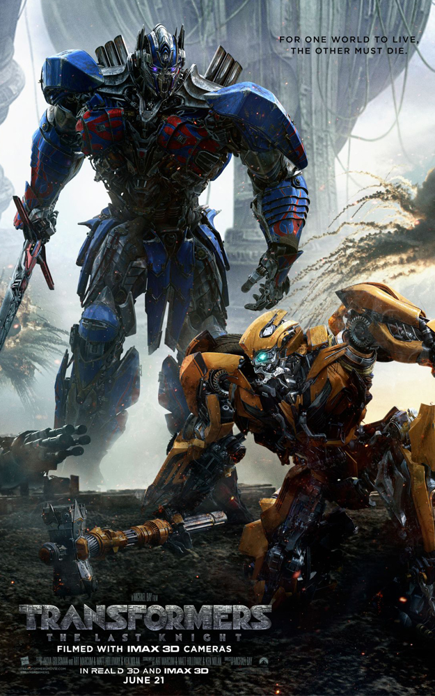 Transformers: The Last Night (2017)