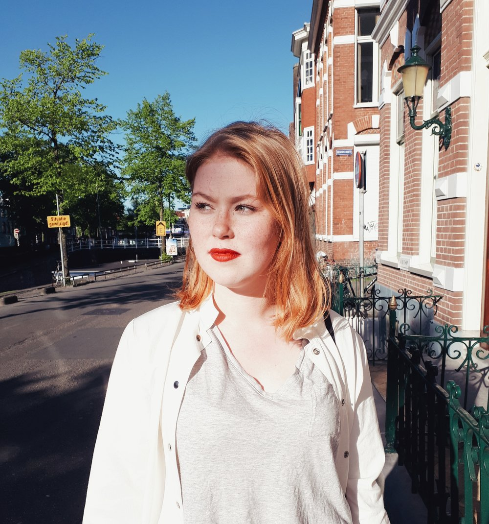 Eliisa Loukola - Inlace Calendar 2018