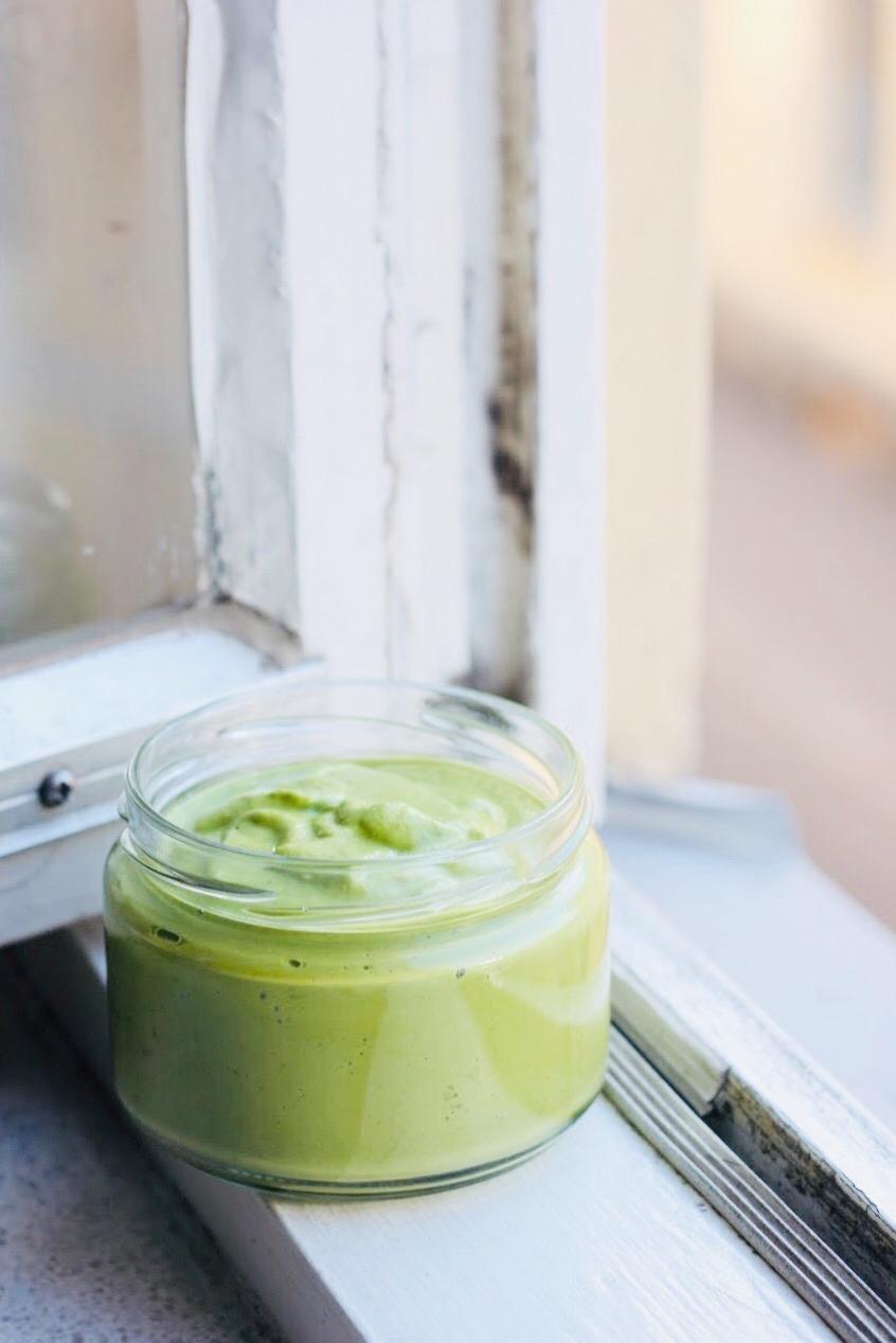 vegan cilantro dressing