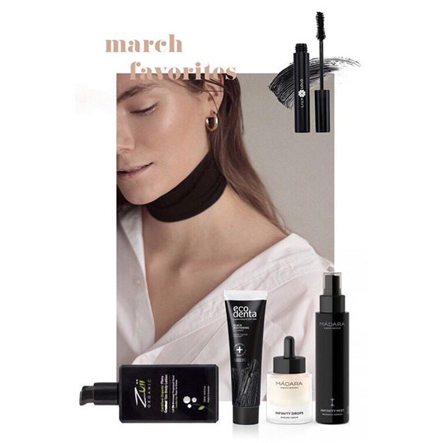 March is coming to an end and it's time to list out some favorites for the spring. Read about my favorite products from probiotic skincare to natural mascara ⚡️ Link in bio 🍦 x Ona