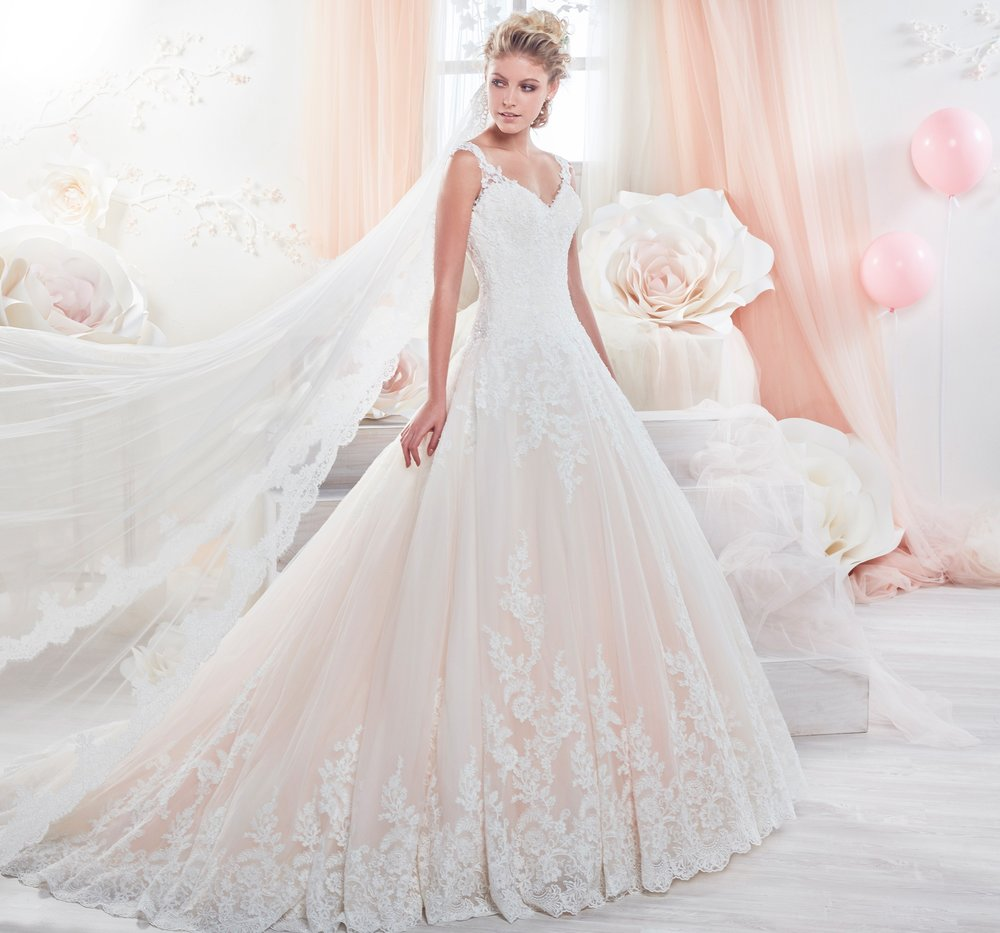 Nicole Spose Trunk show  - Only until May 5th, 2018.  View this beautiful trunk show for a limited time.  A special promotion for those who order their gowns! See in store for details.