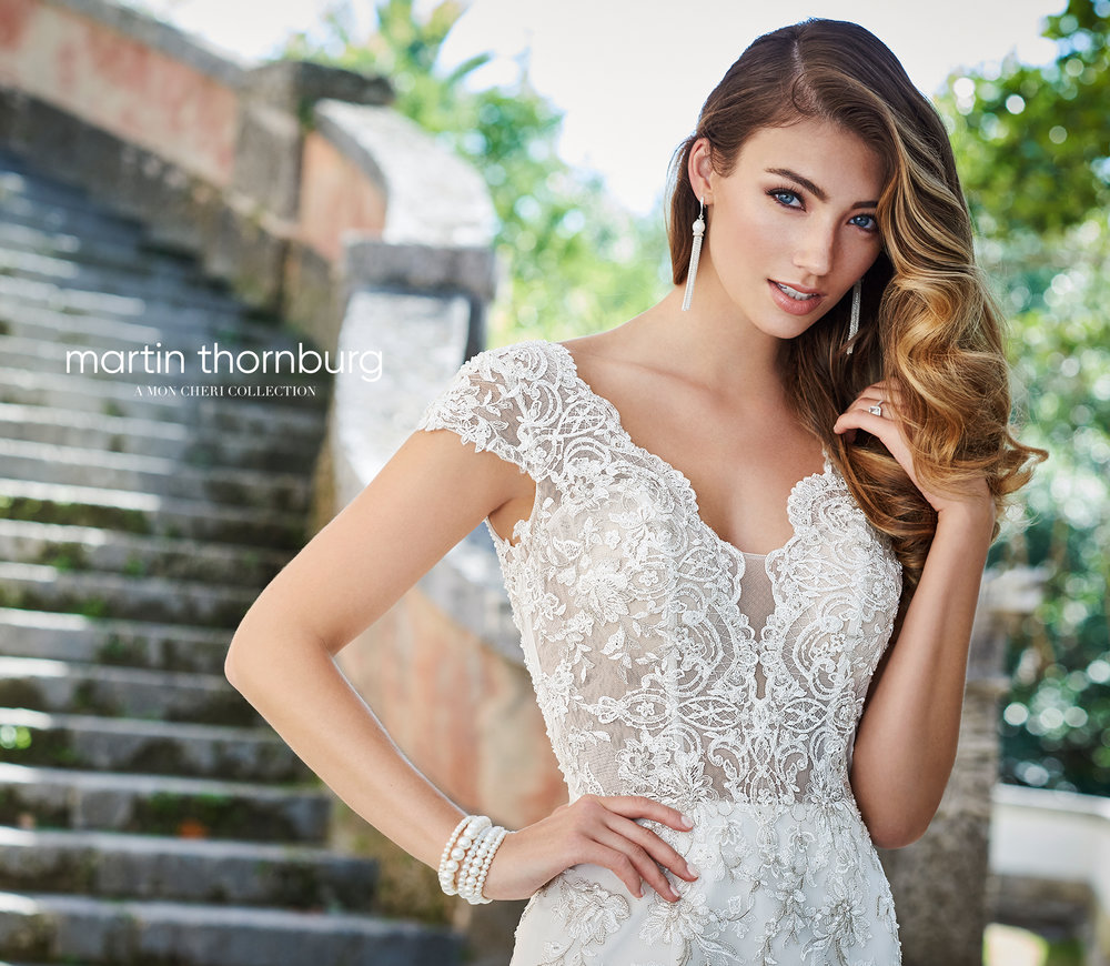 Martin Thornburg Trunk Show Spring2019 Collection! - These dresses are EXCLUSIVE to LA Collection and we are theonly store in Manitoba that can carry this exclusive line.Starting October 12th - October 21stCome and check out our Bridal Trunk Show and fall in love withMartin Thornburg by Mon Cheri Collection!Call for appointment now at 204-944-8883We are open Sunday Oct 21st from 11:00 am - 4:00 pm