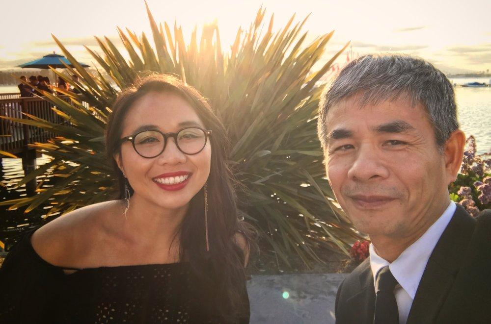Trang&Dad