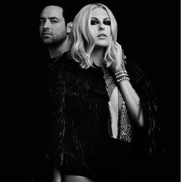 Check out our #review of @phantogram 's free show @thedanforthmusichall last week! Gave me all the feels. Link in bio ☝️