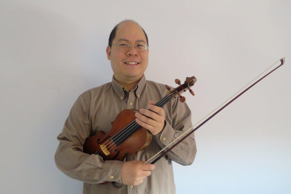 Chen, Hubert with violin.JPG