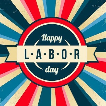 Happy Labor Day From Salon Beni!