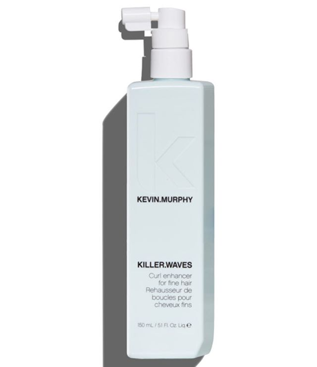 ✨New Product✨ Salon Beni is now carrying the newest member to the Kevin Murphy curl product family... Killer Waves! Killer Waves is a weightless curl enhancer for fine wavy or curly hair that leaves hair feeling thicker & reducing frizz.