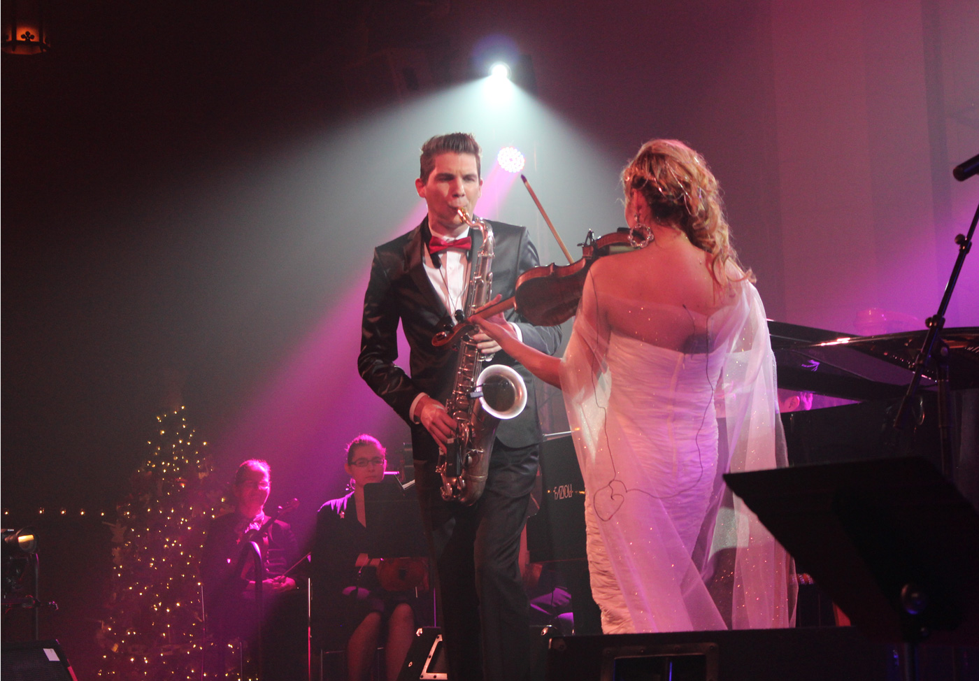 Eli Bennett performs Winter Wonderland... (Photo: Winter Wonderland)