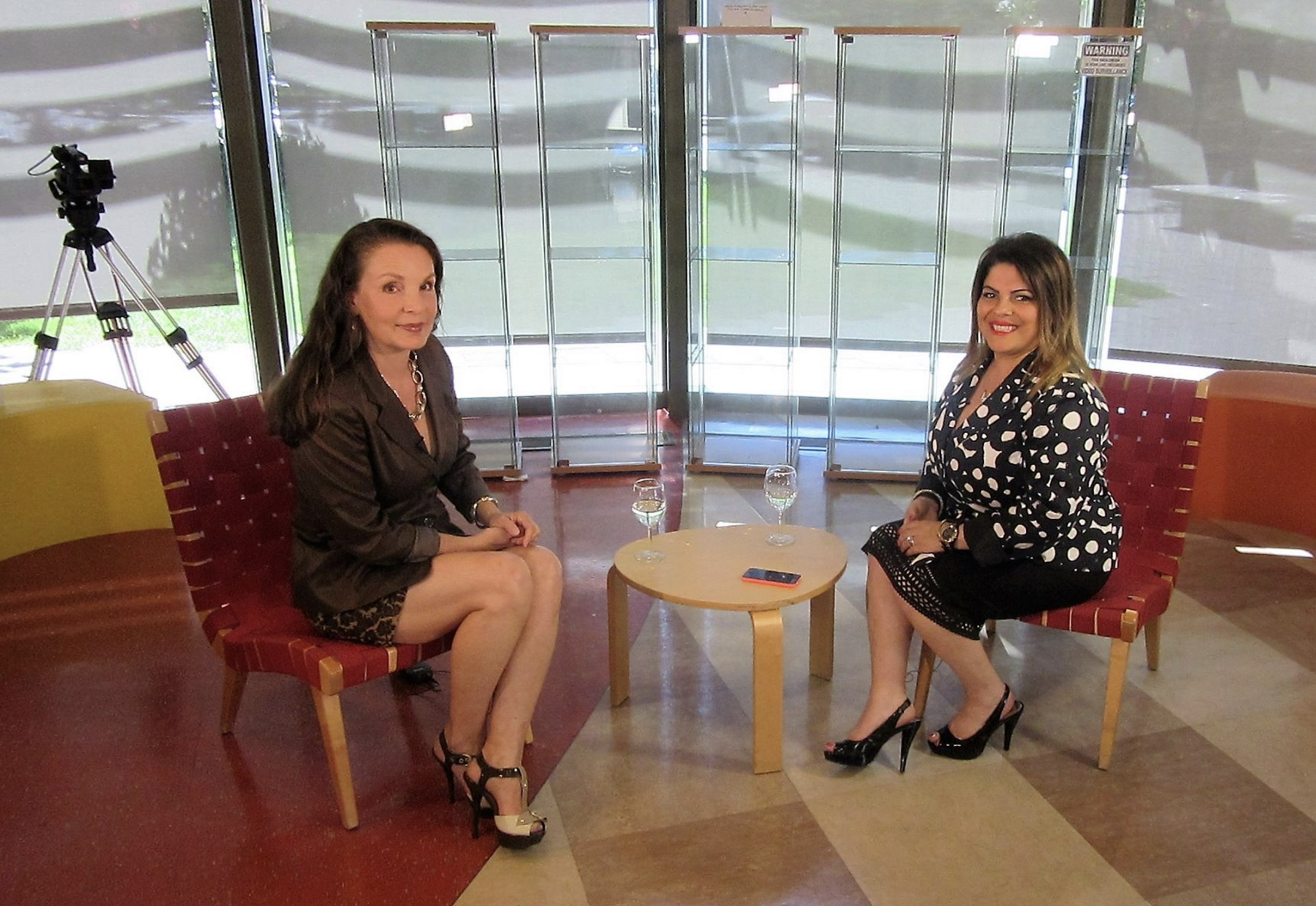 My interview with Cathy Cena on Tri-Cities Community TV