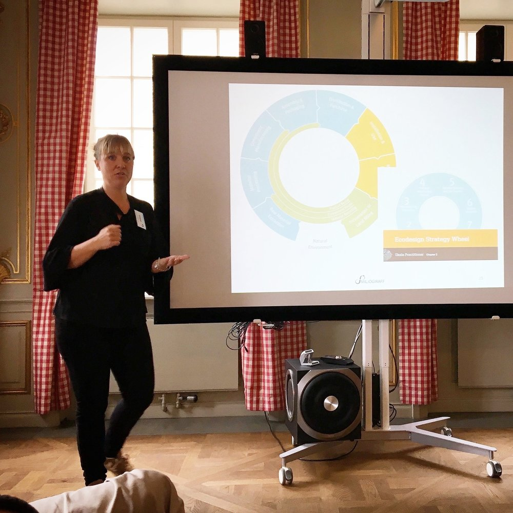 Sep 11, 2018.  LCA-work at Miljögiraff   We are thankful for being part of today's seminar at our partner's Miljögiraff. Great talks, discussions and meetings with innovative co-change makers. Check out their LCA-work at Miljögiraff.se