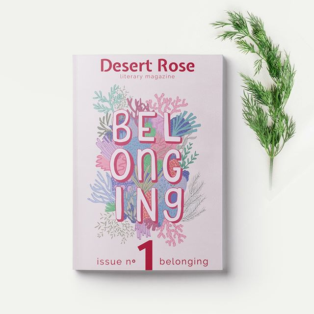 Pre-orders of issue one ship next week! We have received submissions about love, freedom, mental health, generational trauma, trans-exclusion - what it means to belong, and everything it takes to navigate life at the intersection of oppressions. These stories have been lived and told among ourselves, and now they have a platform all their own. Order now: bit.ly/PreOrderDesertRose (link in bio). 🌹 #fem2 #feminism #feminist #feministbadass #intersectionalfeminism #feministaf #intersectionalfeminist #litmag #literature  #amreading #books #bookstagram #amwriting #writer #creative #magazine #liberal #intersectionality #empowerment #equality #nastywoman #yesallwomen #burnthepatriarchy #wokeAF #futureisfemale #creativewriting