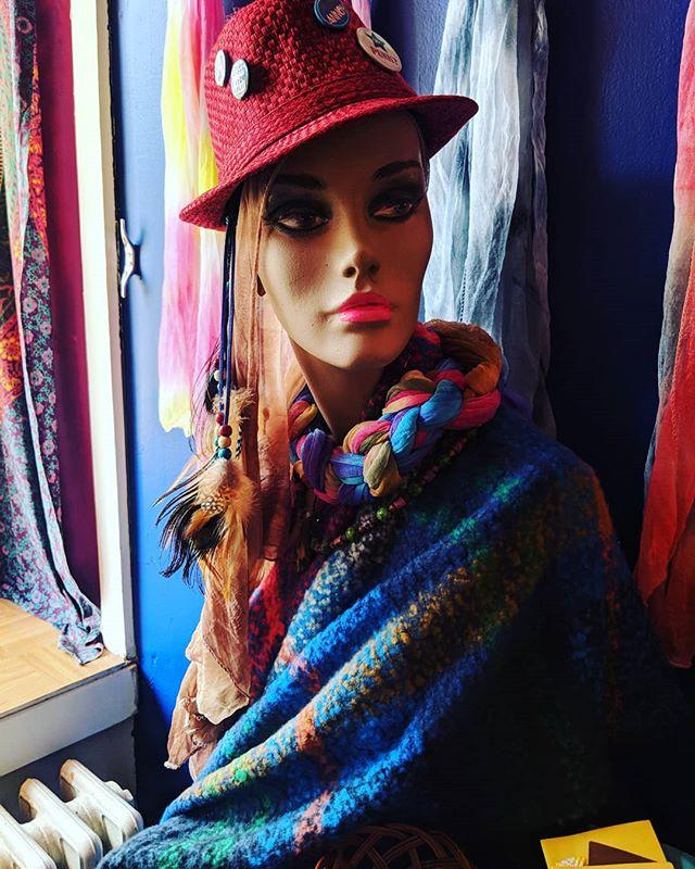 Can you believe how stylish Esmeralda is looking these days?  From her Korean scarf to her Indian body wrap, she has something for everyone.  Come in and check out her darling accessories!  #bohostyle #bohemianstyle #bohodecor #hippie #hippiestyle #lightworker #gorgeous #gorgeousgirl #centerstage #limelight #cultureshop #cultureshopping #pittsburghpa #pittsburgh #coraopolispa #coraopolis #yinz #yinzer #yinzers #yinztagram #pitt #rmu #duquesne #ilovepgh #lovepgh #412 #alleghenycounty #beavercounty