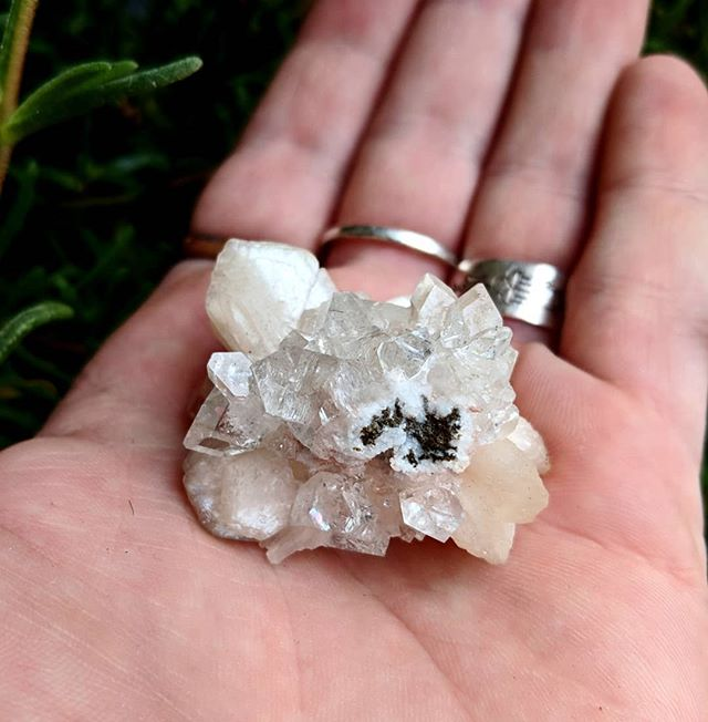 Astrophyllite with Quartz and Okenite occulsions.  I'm in love! 😍  Astrophyllite helps to align all the chakras of energetic system.  It shines a light in the darkest recesses of our psyche.  In the 1960s, this was the crystal of choice for aiding in astral projection.  Okenite fills your life with light and happiness.  The gentle vibration just makes us feel good.  Such a beautiful and powerful combination. 💪  #crystalsforsale #crystal #crystalgems #crystals #gemstones #gem #gemstone #gems #astrophyllite #cultureshop #cultureshopping #pittsburghpa #pittsburgh #coraopolispa #coraopolis #yinz #yinzer #yinzers #yinztagram #bellevuepa #moontwp #sewickley #412 #pgh #alleghenycounty #beavercounty