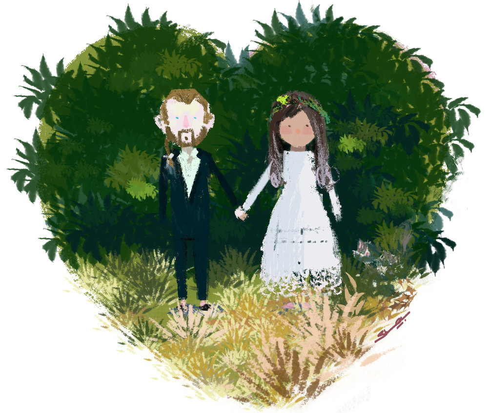 We eloped (true story)