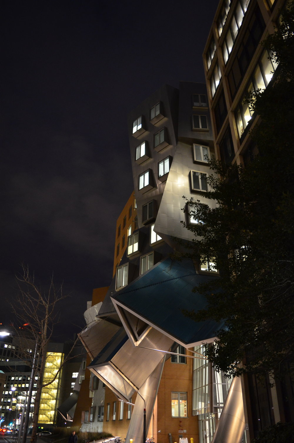 The Stata Center, where this year's workshop will be held.  Photo by Daniel Munoz.