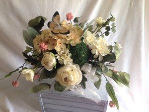 Silk lavender blue floral artistry img94643989g mightylinksfo