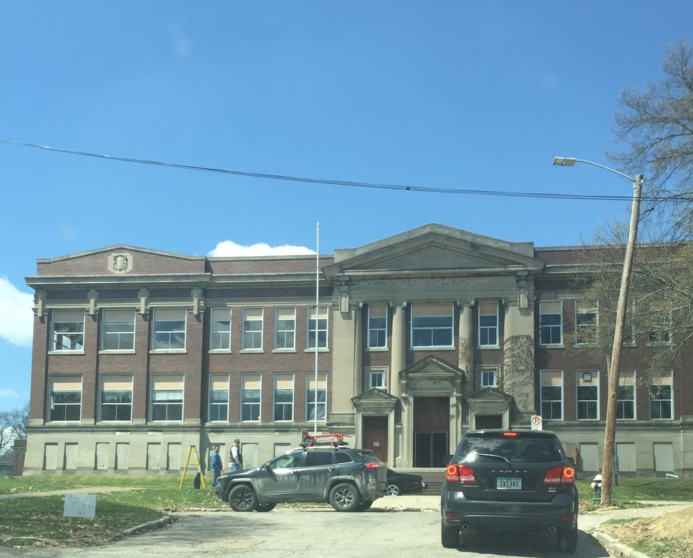 Built in 1910, the Burlington school has seen alot of changes in the Iowa town.