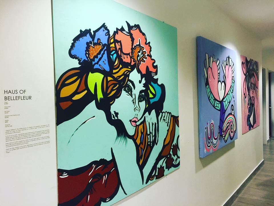 Daniel Spectrum | Artscape | Exhibited