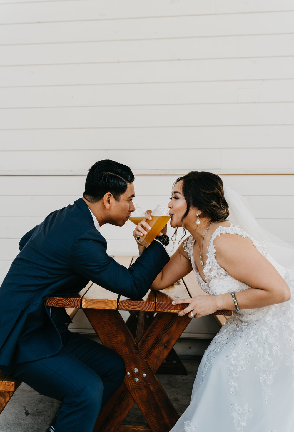 Intimate, authentic, candid wedding photography and videography for couples madly in love. Serving Southern California, Northern California, Orange County, San Gabriel Valley. | Sweet Like Honey Co. Photo and Films | Elopements, Weddings and Couples