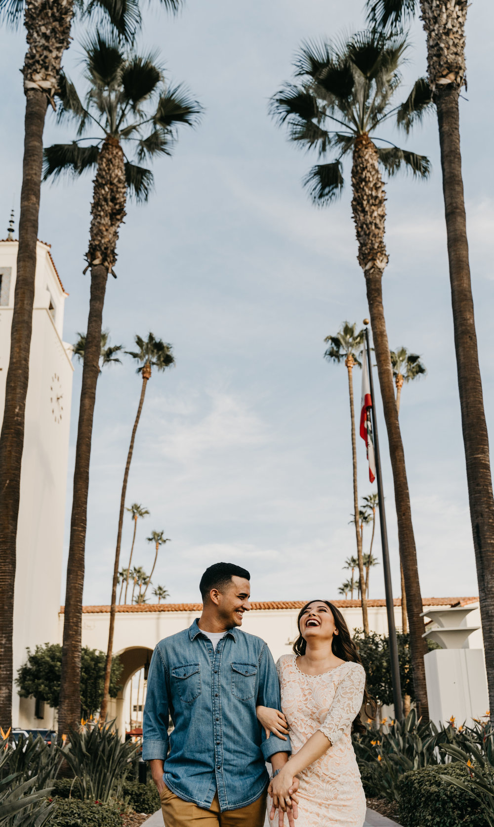 Candid, raw, real, authentic wedding photos - southern california wedding photographer serving Los Angeles, orange county and beyond