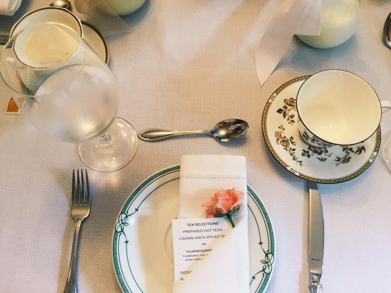 Event Planning: Afternoon Tea — granolagrrl