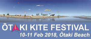 We're heading down for another year of kite flying madness.