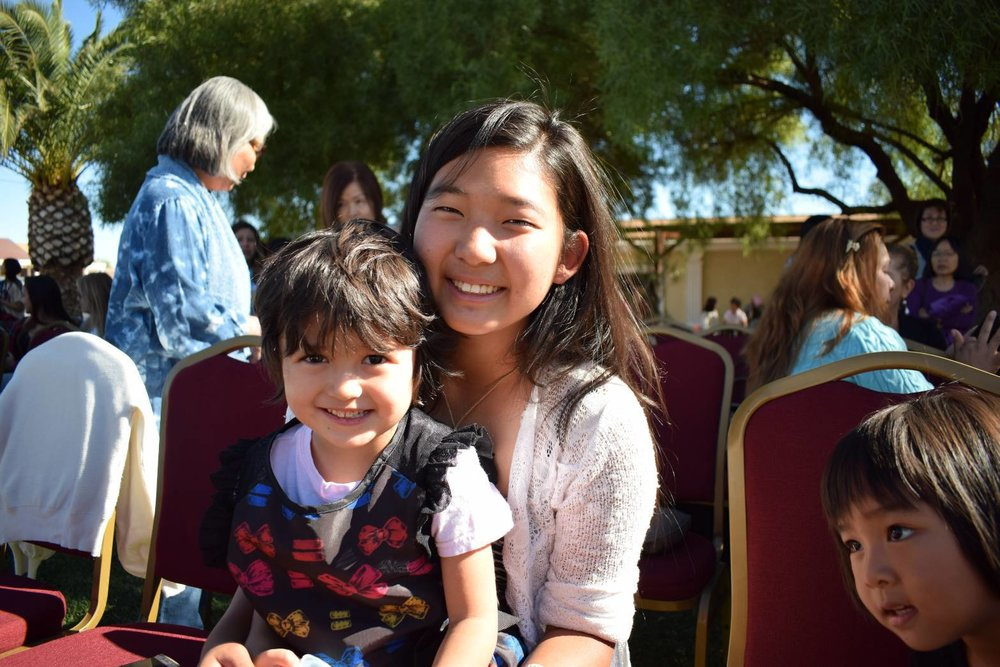 Kana Ishii - Hi! I am Kana from Utah, 20 years old. This is my second year doing missionary work. The reason is because last year I was determined to go to my mission country to give but I received so much more instead! I am excited to share this family and heavenly culture to the world this year too!