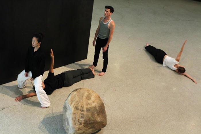 """""""On Vanishing"""" at the Guggenheim Museum © Ben Nicholas, 2011"""