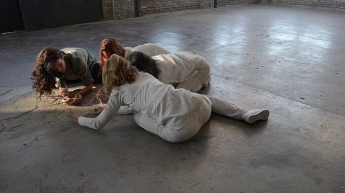 """Excerpt from """"Four Women"""" commissioned by the CJH © Jonah Bokaer, 2014"""