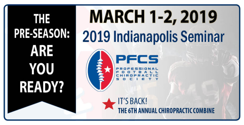 Chiropractic Sports Medicine Clinic - March 1-2, 2019Indianapolis, IN