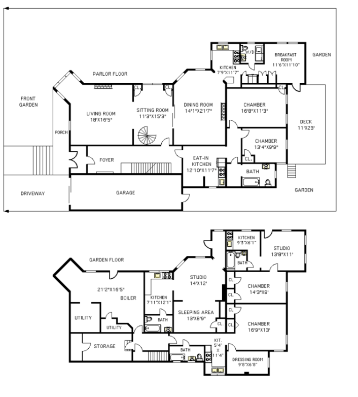 278 Clinton Avenue Floor plan top parlor level.png