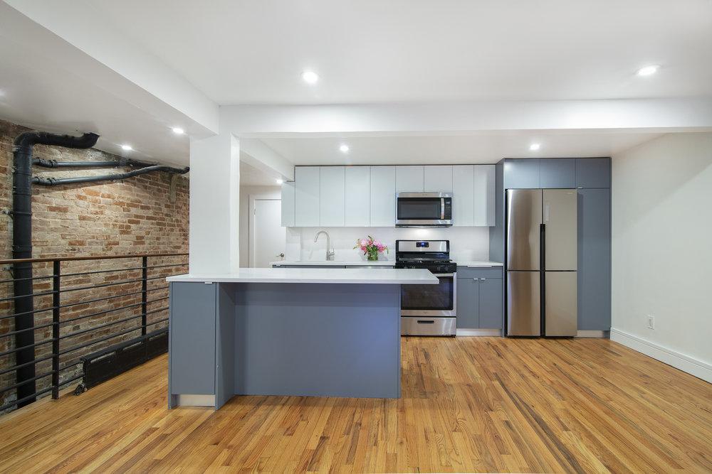 $3,800/month  2.0 BD | 1.0 BA | 1,115 SF  Fort Greene  345 Adelphi Street    Rented