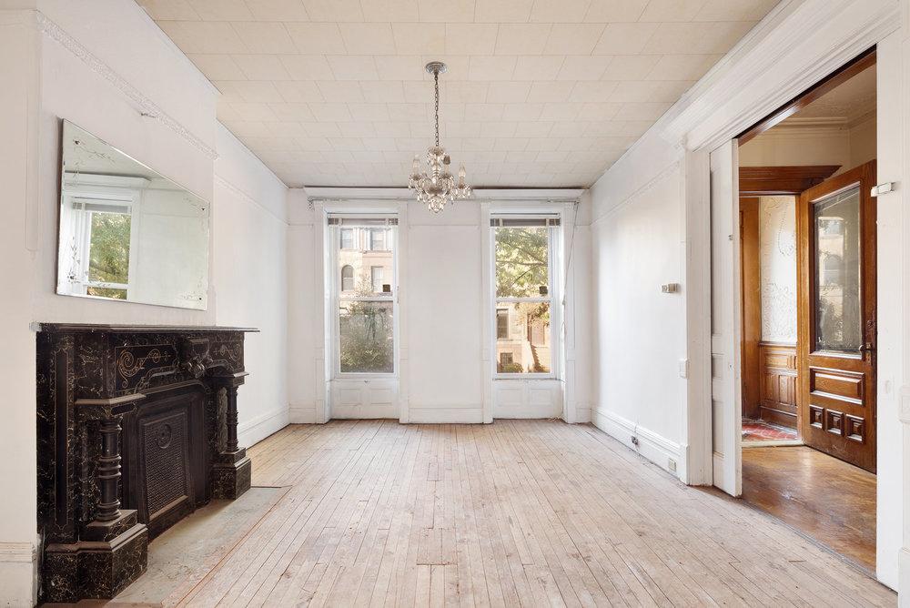 $1,780,000  6.0 BD | 3.0 BA | 3,240 SF  Bedford Stuyvesant    168 Bainbridge Street      Sold